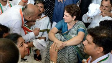 Priyanka Gandhi Likely to be Appointed Uttar Pradesh Congress Chief Ahead of UP Assembly Elections 2022