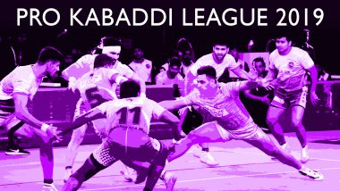 VIVO PKL 2019 Schedule for Free PDF Download: Full Time Table With Match Timings and Venue Details of Pro Kabaddi League 7