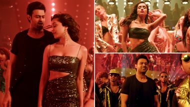 Psycho Saiyaan Song from Saaho: Prabhas and Shraddha Kapoor Set the Temperatures Soaring With Their Hot Dance Moves in This Club Number (Watch Video)