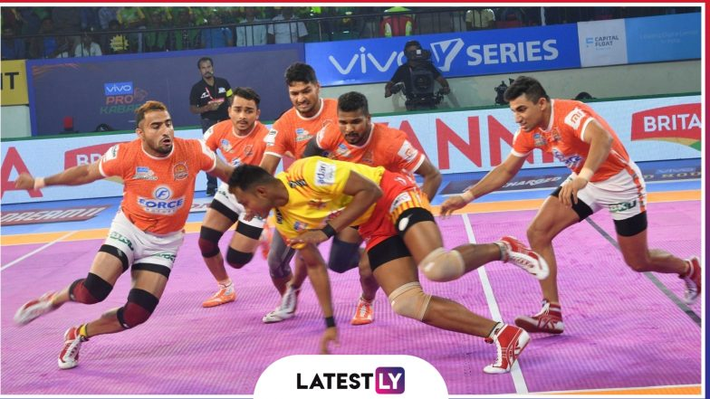 Puneri Paltan Team Squad in Pro Kabaddi League 2019: List of All Players and Schedule of Surjeet Singh-Captained Side In VIVO PKL 7