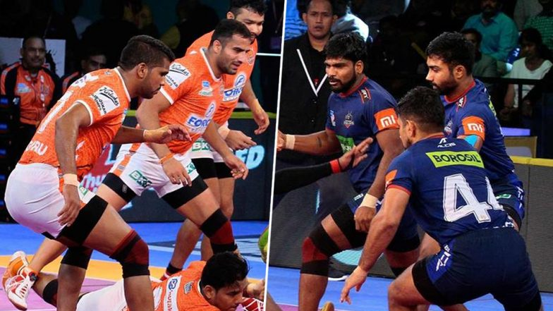Puneri Paltan vs Haryana Steelers, PKL 2019 Match Free Live Streaming and Telecast Details: Watch PUN vs HAR, VIVO Pro Kabaddi League Season 7 Clash Online on Hotstar and Star Sports