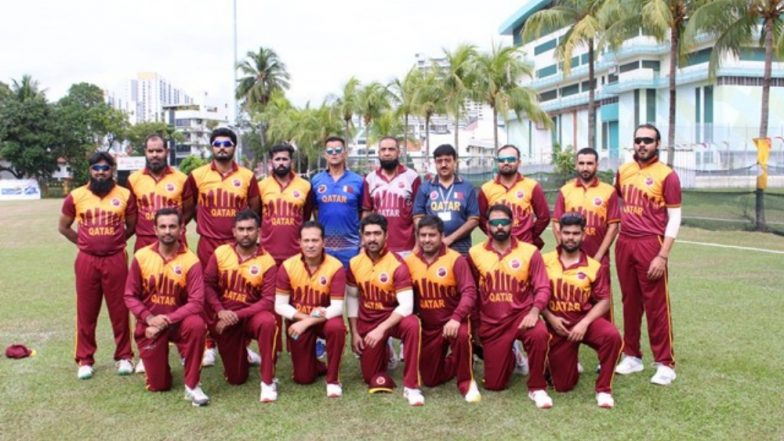 Qatar vs Uganda, 1st T20I Match Live Cricket Streaming: Check Live Cricket Score, Watch Free Telecast of QAT vs UGA T20I Series 2020
