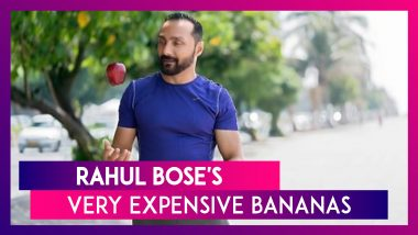 Rahul Bose Had To Pay Rs 442.5 For Two Bananas At Five-Star Hotel And He Was Not Happy About It