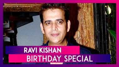Happy 50th Birthday Ravi Kishan: Star Turned Politician's Journey From Bhojpuri Films to Parliament