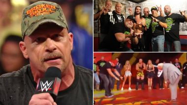 WWE Raw Reunion July 22, 2019 Results and Highlights: Stone Cold Steve Austin, Hulk Hogan, Ric Flair, DX and the Kliq Gather to Raise a Toast (Watch Videos)