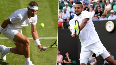 Nick Kyrgios and His Brother Continue Their Tirade Against Rafael Nadal After Wimbledon 2019 Loss
