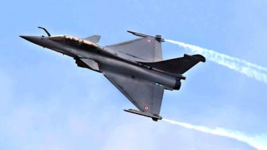 IAF Receives 'Acceptance' Rafale Jet From Dassault Aviation; India to Get First Aircraft on October 8