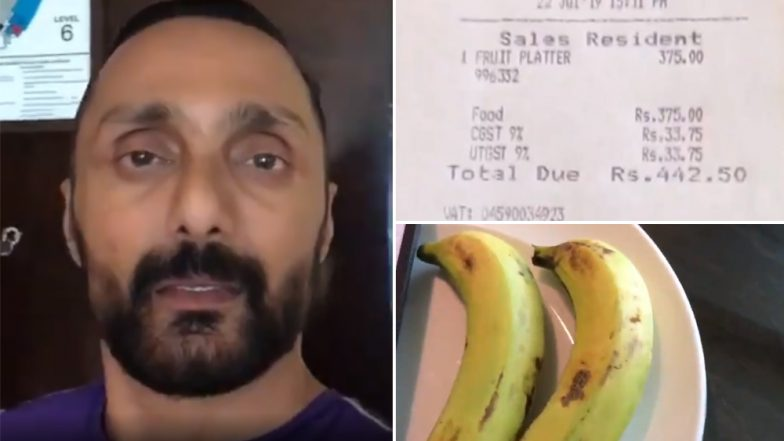 Rahul Bose's Expensive 'Two Bananas' Experience Inspires BMC and UP Police to Raise Cleanliness Awareness