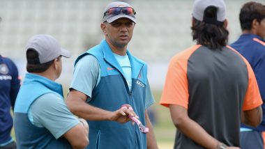 Rahul Dravid All Set to Take Charge of National Cricket Academy in Addition to Coaching Roles After Conflict of Interest Resolved, Says Report