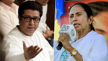 Raj Thackeray to Meet Mamata Banerjee Today to Launch Campaign Against EVM Credibility