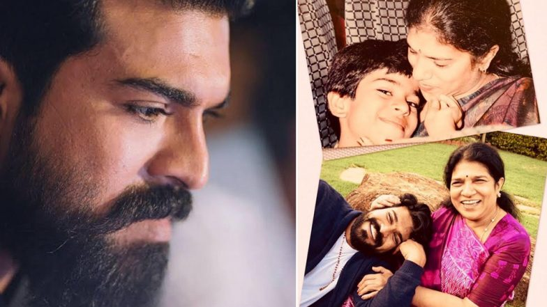 Ram Charan's Debut Pic with 'Amma' Is Actually His Second Instagram Post, Here's Proof