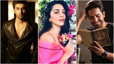 Kiara Advani Birthday:Ranbir Kapoor, Ayushmann Khurrana And Other Bollywood Actors We Would Love To See the Kabir Singh Actress Romancing On-Screen!