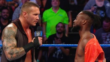 WWE SmackDown July 23, 2019 Results and Highlights: Kofi Kingston to Defend His World Championship Title Against Randy Orton at SummerSlam 2019 (Watch Videos)