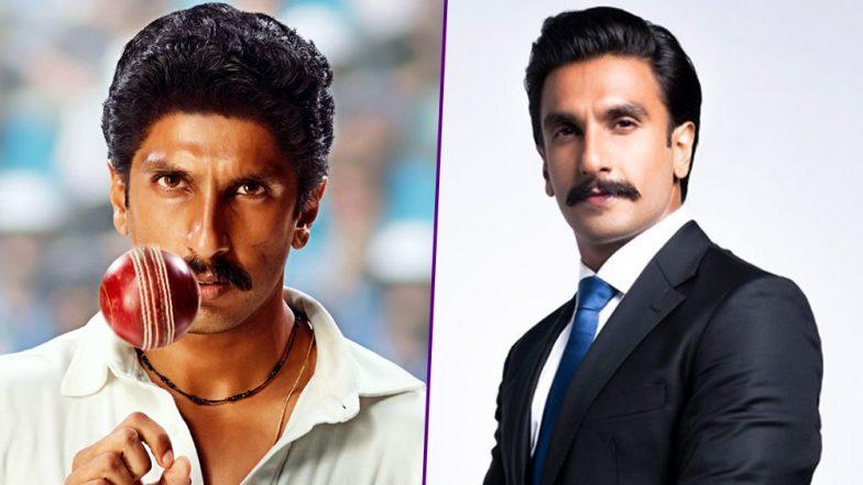 Happy Birthday Ranveer Singh! Twitterati Bowled Over with Actor's Look as Kapil Dev in 83 The Film – Read Tweets