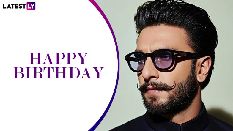 Ranveer Singh Birthday Special: Why This Decade Belongs to the Gully Boy Star Who Never Fails to Impress Us