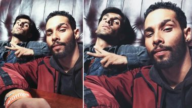 Siddhant Chaturvedi Posts the Perfect Birthday Message for 'Gully Boy' Ranveer Singh!