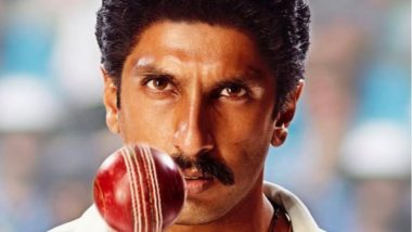 Ranveer Singh's First Look As Kapil Dev From '83 Is Here And We Say Release The Film Already!