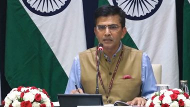 India Counters China's Objection to Jammu & Kashmir, Ladakh UT Formations, Says 'Comment on Internal Matters Not Expected'