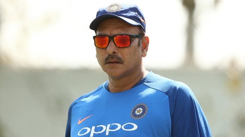 BCCI Invites Fresh Applications for Indian Cricket Team Head Coach & Support Staff, Ravi Shastri Given Option to Reapply