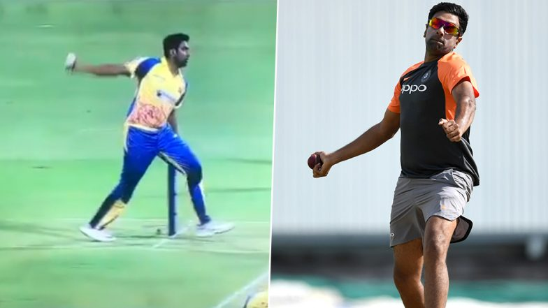 R Ashwin Stuns Cricket Fans With Strange Bowling Action During Tamil Nadu Premier League 2019 Dindigul Dragons vs Chepauk Super Gillies Match (Watch Video)