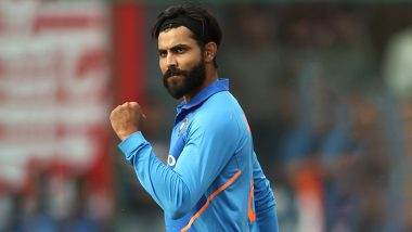Ravindra Jadeja Named in The Arjuna Award 2019 List; Deepa Malik and Bajrang Punia Chosen For Khel Ratna Award