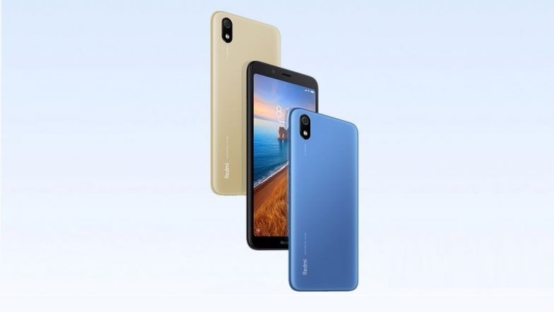 Xiaomi Redmi 7A With Snapdragon 439 SoC & 12MP Sony IMX486 Camera Launched; Price in India Starts From Rs 5,799