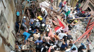 Dongri Building Collapse: BMC Issued Notice For Immediate Demolition of 'Kesarbai' in 2017, MHADA Blames Builder