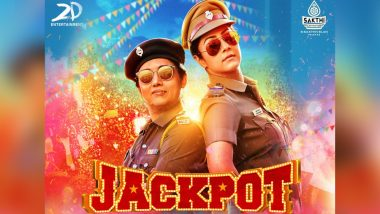 Jackpot Trailer: Jyothika and Revathi's Action-Packed Fun Ride Is the Best Birthday Gift for Suriya! Watch Video