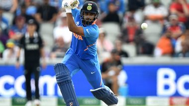 Rishabh Pant Practicing Hard Ahead of Series Against South Africa, Says 'Focussing on My Game, Looking to Improve Every Day'