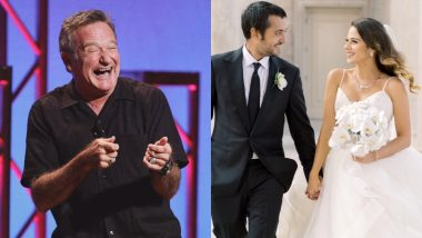 Robin Williams' Youngest Son Cody Williams Gets Married On The Late Actor's Birthday