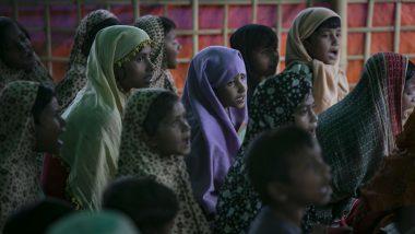 Myanmar to Send Envoys to Rohingya Muslims Camps in Bangladesh