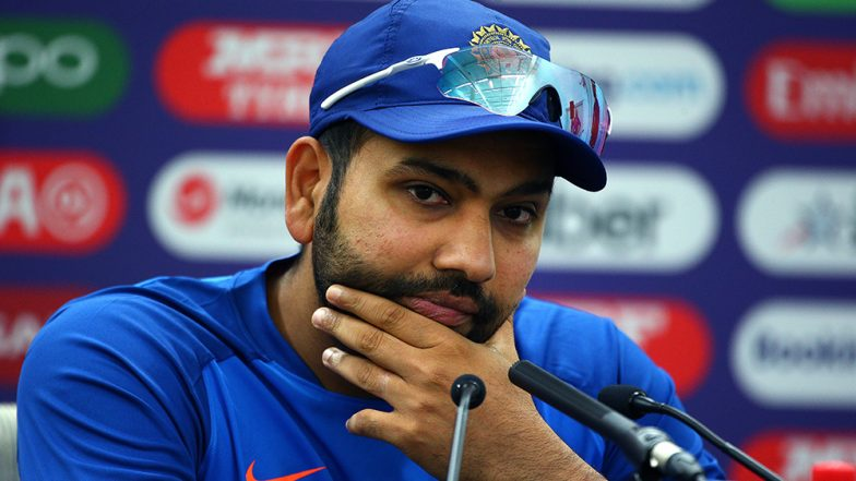 Rohit Sharma Apologises to Fans After India's Loss in CWC 2019 Semi-Final, Says 'We Failed to Deliver, My Heart Is Heavy'