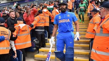 Rohit Sharma Shares Inspiring Post Ahead of India vs West Indies 2019 T20I Series (See Pic)