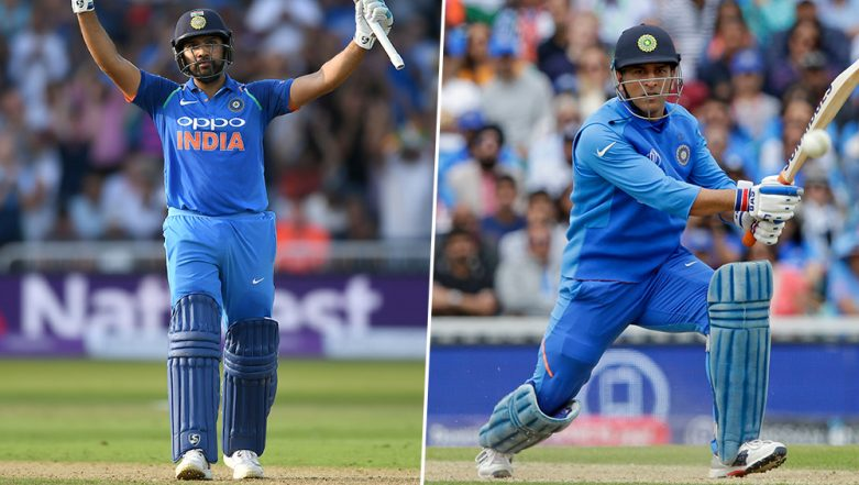 Rohit Sharma Has This Funny Reply to Journalist on MS Dhoni's Birthday Celebration in Post IND vs SL Match Press Conference (Watch Video)