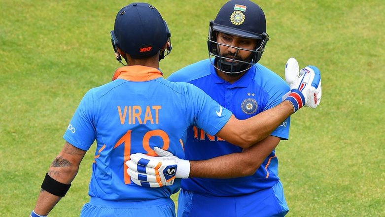 Rohit Sharma To Be Captain in ODIs and T20Is While Virat Kohli to Continue as Test Skipper? BCCI Considers Split Captaincy Post World Cup 2019