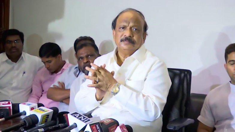 Congress MLA Roshan Baig to Resign, Join BJP as Karnataka Political Crisis Deepens