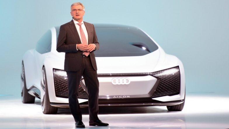 German Prosecutors Charge Former Audi Boss Rupert Stadler with Fraud Over 'Dieselgate'