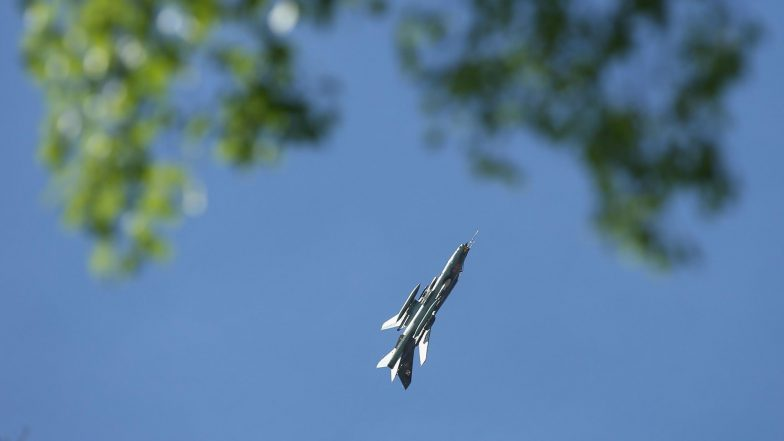 South Korea fires warning shots at Russian warplanes