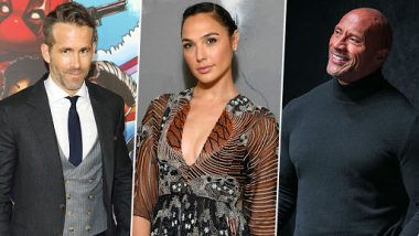 Ryan Reynolds Teams Up With Gal Gadot and Dwayne Johnson for Netflix's Action Thriller Movie Red Notice