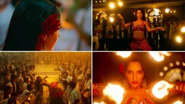 Batla House Song O Saki Saki: Nora Fatehi Sizzles in a Watered-Down Remake – Watch Video