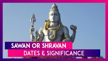 Sawan Month 2019: Know the Dates & Significance of Shravan Somvar Vrat