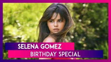 Happy Birthday Selena Gomez: The Popular American Singer Has the Perfect Playlist for Every Mood