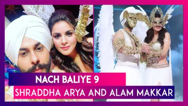Nach Baliye 9 Couple Profile: Shraddha Arya and Alam Makkar