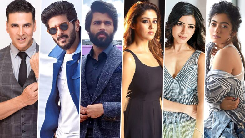 SIIMA 2019 Nominations: Akshay, Dulquer, Vijay, Nayanthara, Samantha, Rashmika – Here Is the Complete List of Nominees!