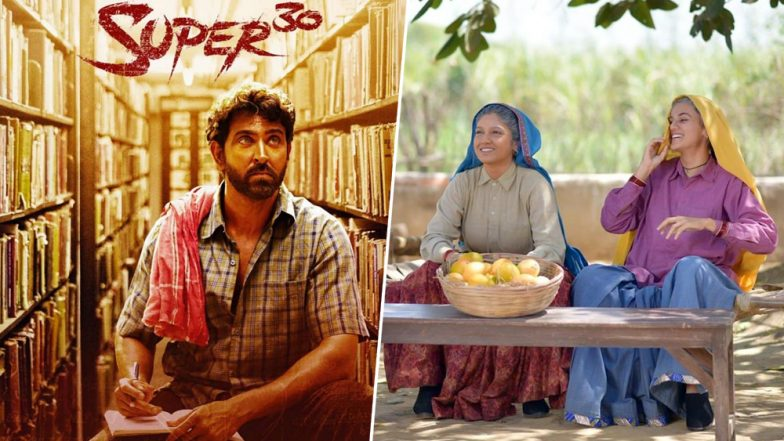 Taapsee-Bhumi in Saand Ki Aankh, Hrithik in Super 30: 6 Actors' Looks That Tried Too Hard to Impress But Failed!