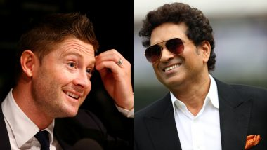 Sachin Tendulkar, Michael Clarke or British Royal Likely to Present 2019 ICC Cricket World Cup Trophy to The Winners