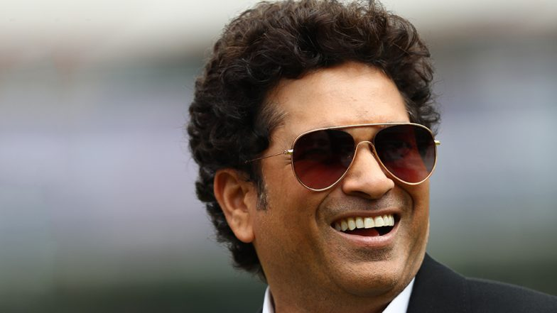 Another super over should decide victor instead of boundaries: Sachin Tendulkar
