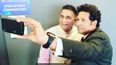 Sachin Tendulkar Wishes Sunil Gavaskar on his '50th Anniversary in International Cricket', Recalls Littler Master's Debut in 1971 and Famous Test Win Against West Indies
