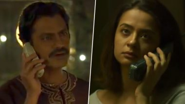 Sacred Games 2 Promo Video: Nawazuddin Siddiqui and Surveen Chawla Are Set To Tell Us What Happened Before 'Jojo' Was Killed
