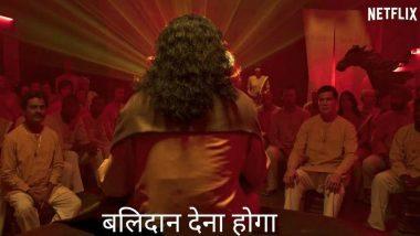 Sacred Games 2 Trailer: Nawazuddin Siddiqui's New Look and Pankaj Tripathi's Guruji Inspire Hilarious Memes on Twitter